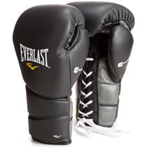 Leather Protex 2 Lace Up Boxing Gloves